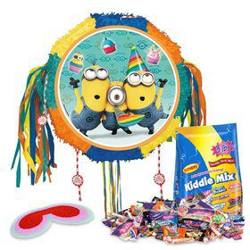 Despicable Me Drum Pinata Kit (Each)