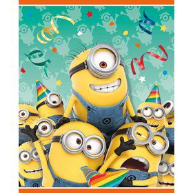 Despicable Me Lootbags (8 Count)