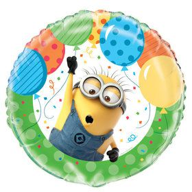 "Despicable Me Minions 18"" Balloon (1)"