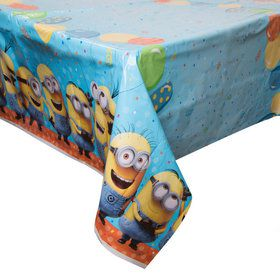 Despicable Me Minions Plastic Tablecover (1)