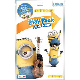 Despicable Me Minions Play Pack (Each)