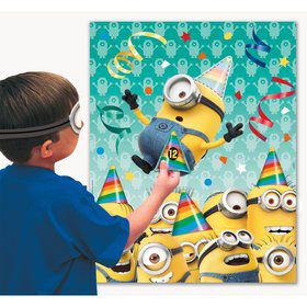 Despicable Me Party Game (Each)