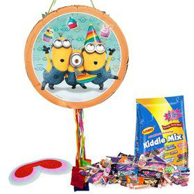 Despicable Me Pull String Pinata Kit
