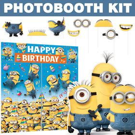 Despicable Me Ultimate Photo Booth Kit