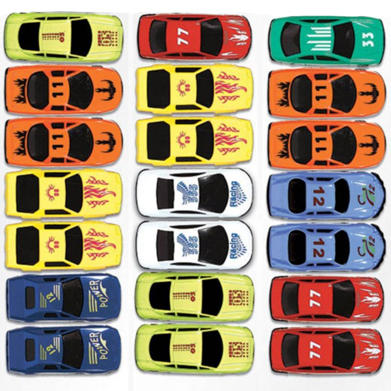 Die Cast Cars Mega Mix Favor Pack (21 Pack) BB392664