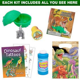 Dinosaur Adventure Favor Kit (for 1 Guest)