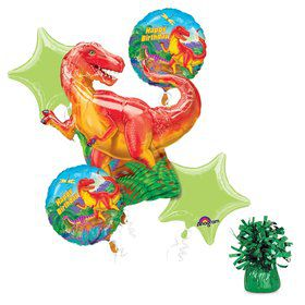 Dinosaur Party Balloon Kit