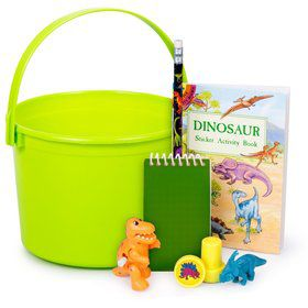 Dinosaur Party Deluxe Favor Kit (for 1 Guest)