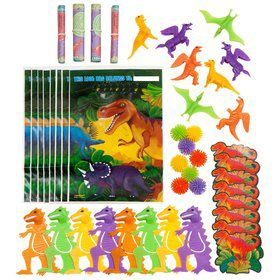 Dinosaur Party Favor Pack