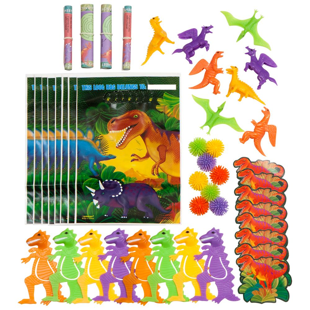 Dinosaur Party Favor Pack BB101095