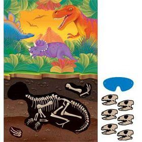 Dinosaur Party Game (game For 12 Players)