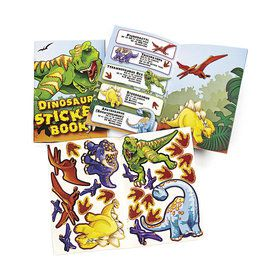 Dinosaur Sticker Books (12 Pack)