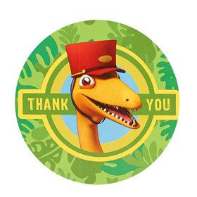 Dinosaur Train Thank-You Notes (8)