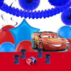 Disney Cars 3 Deco Kit