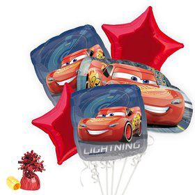 Disney Cars Balloon Bouquet Kit