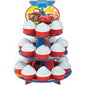 Disney Cars Cupcake and Treat Stand (Each)
