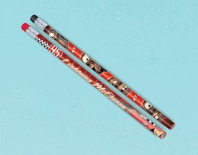 Disney Cars Pencil Favors (12 Pack)
