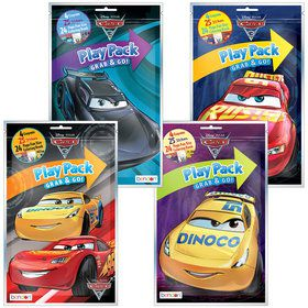 Cars Play Pack (1)