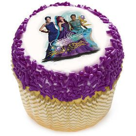 "Disney Descendants 2 2"" Edible Cupcake Topper (12 Images)"