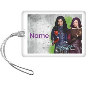 Disney Descendants Personalized Bag Tag (Each)