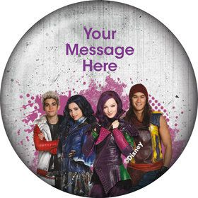 Disney Descendants Personalized Magnet (Each)