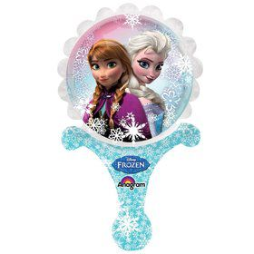 "Disney Frozen 8.5"" Inflate-A-Fun Balloon (Each)"