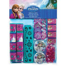 Disney Frozen Mega Mix Favor Set (For 8 Guests)