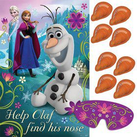 Disney Frozen Party Game (Each)
