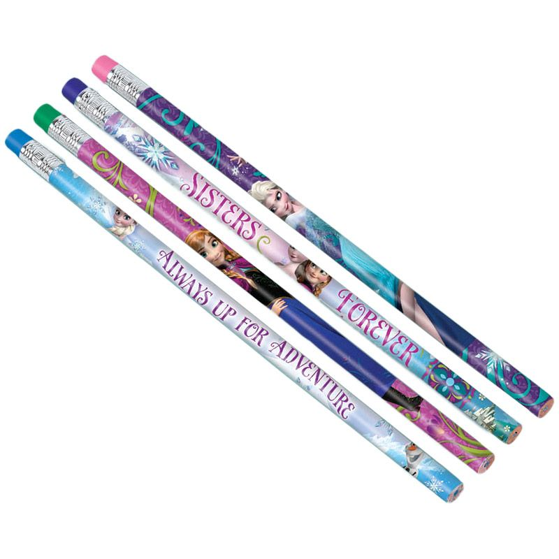 Disney Frozen Pencil Favors (12 Pack) BB394434