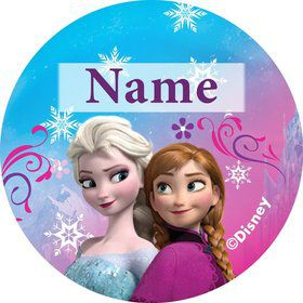 Disney Frozen Personalized Mini Stickers (Sheet of 20)