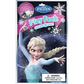 Disney Frozen Playpack Activity Set (Each)