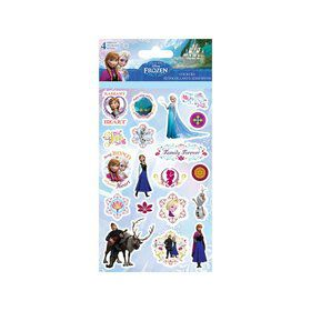 Disney Frozen Stickers (4 Sheets)