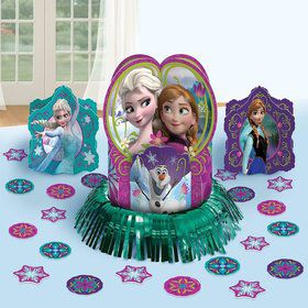 Disney Frozen Table Decorating Kit (Each)