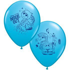 "Disney Inside Out 12"" Latex Balloons (6 Pack)"