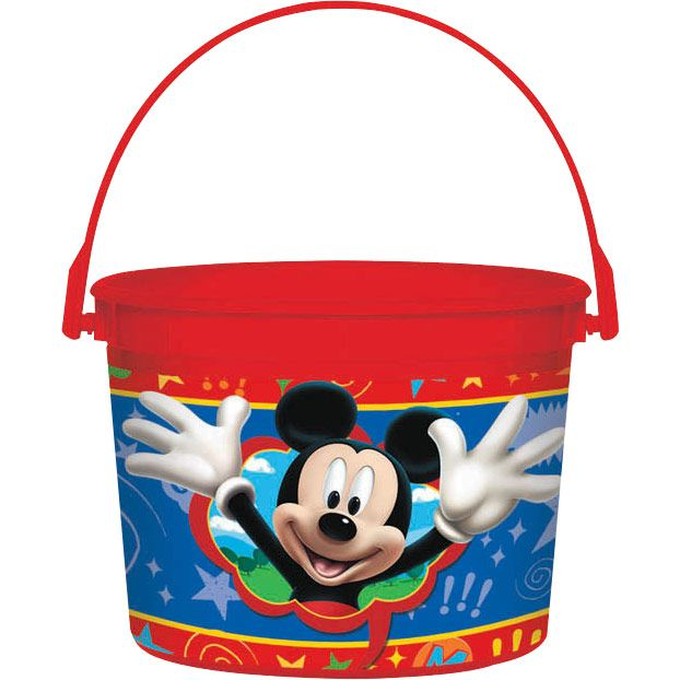 Disney Mickey Mouse Favor Container (Each) - Party Supplies BB269595