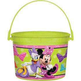 Disney Minnie Mouse Favor Container (Each)