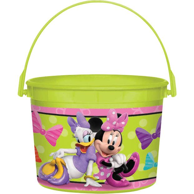 Disney Minnie Mouse Favor Container (Each) BB266597