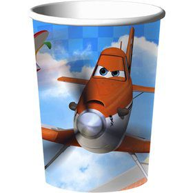 Disney Planes 9oz Cups (8 Pack)