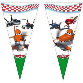 Disney Planes Cone Shaped Party Bags (10 Pack)