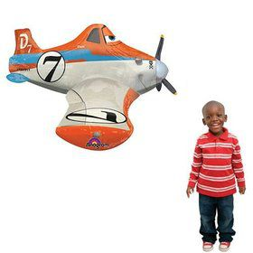 "Disney Planes Dusty 65"" Airwalker Balloon (Each)"