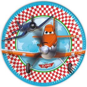 Disney Planes Luncheon Plates (8 Count)