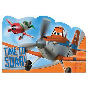 Disney Planes Postcard Invitations (8 Pack)