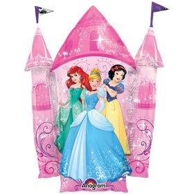 "Disney Princess 35"" Castle Balloon (Each)"