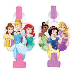 "Disney Princess 5"" Blowouts (8 Pack)"