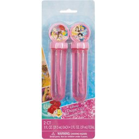 Disney Princess Bubble Party Favors (2)