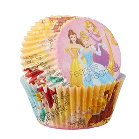 Disney Princess Cupcake Baking Cups (50 Pack)