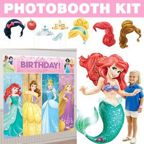 Disney Princess Deluxe Photo Booth Kit