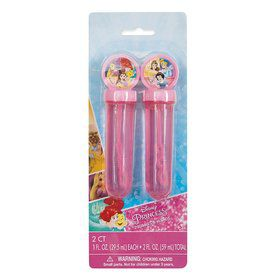Disney Princess Dream Big 1oz Bubbles & Wands (2)