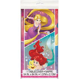 Disney Princess Dream Big Plastic Tablecover