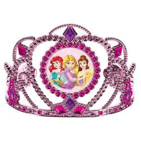 Disney Princess Electroplated Tiara (Each)